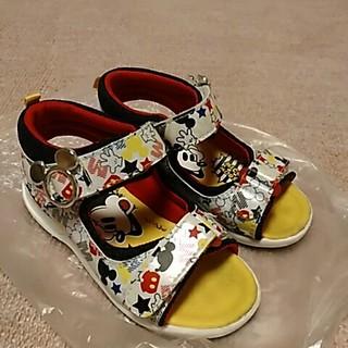 ディズニー(Disney)のミッキー ディズニー 子供 サンダル 草履(サンダル)