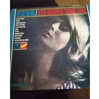 OTIS BLUE OTIS REDDING SINGS SOUL レコード (CDJ)