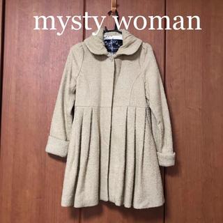 ミスティウーマン(mysty woman)のレディースコート(ロングコート)