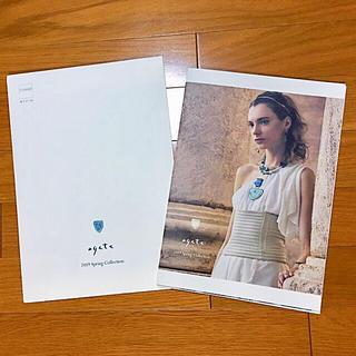 アガット(agete)のagete 2019 カタログ(ファッション)