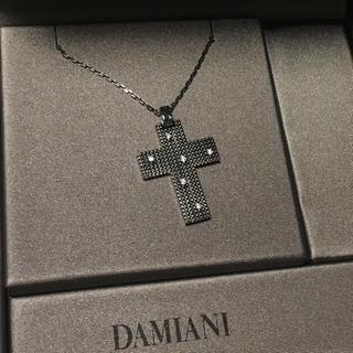 ダミアーニ(Damiani)のDAMIANI ダミアーニ メトロポリタンドリーム クロス 6Pダイヤネックレス(ネックレス)