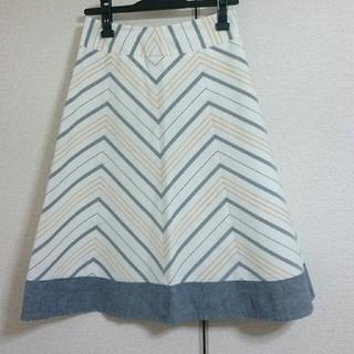 キャサリンロス(KATHARINE ROSS)のキャサリンロスのスカート(ひざ丈スカート)