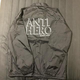 アンチヒーロー(ANTIHERO)のLサイズ ANTI HERO アンタイヒーロー コーチジャケット(ナイロンジャケット)