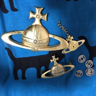 ヴィヴィアンウエストウッド(Vivienne Westwood)のオーブの金具 パーツ ブルーマックのヤスミンの物(各種パーツ)