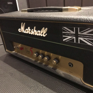 class5 marshall フルチューブ   マーシャル(ギターアンプ)