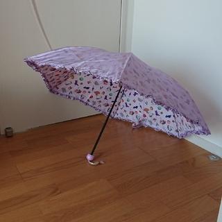 ラデュレ(LADUREE)のLADUREE☆折り畳み傘☆ラベンダー♪(傘)