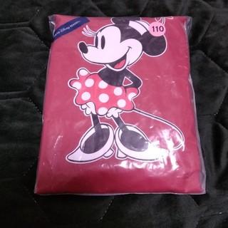 ディズニー(Disney)のミニー ポンチョ 110(レインコート)