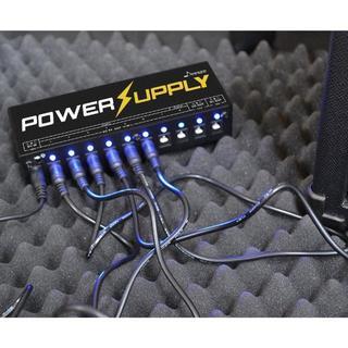 パワーサプライ 独立動作 電源供給 PSE認証 (エフェクター)