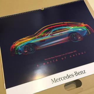 アウディ(AUDI)のメルセデスベンツ 壁掛け大判カレンダー2019 (カレンダー/スケジュール)
