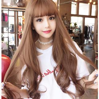 ナバーナウィッグ(NAVANA WIG)の美人ウイッグ:ウイッグ ロング 巻き髪 耐熱(ロングカール)