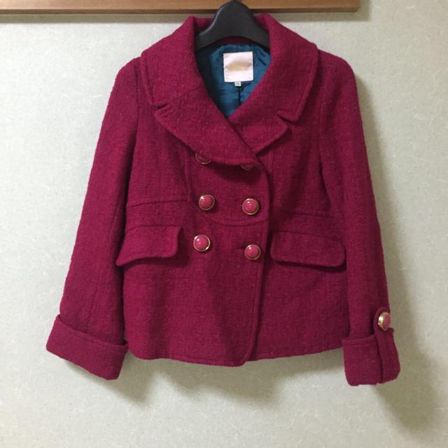 MINIMUM(ミニマム)のミニマムミニマム レディースのジャケット/アウター(ピーコート)の商品写真