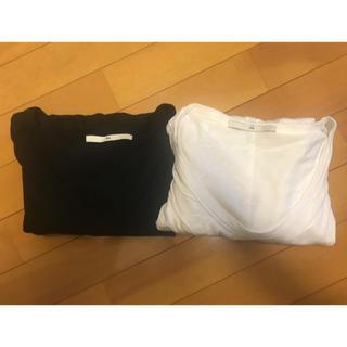 エヌフォー(N4)のロングTシャツ(Tシャツ/カットソー(七分/長袖))