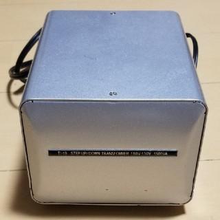 変圧器 TI-19 1500W 120V