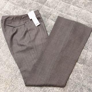 エンジョイ(enjoi)の新品タグ付き☆KARSEE(カーシー) パンツ 9号 グレー(スーツ)