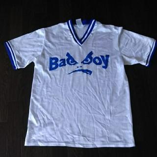バッドボーイ(BADBOY)の送料込 bad boy バッドボーイ Tシャツ L カットソー 半袖 メンズ(Tシャツ/カットソー(半袖/袖なし))