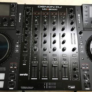 デノン(DENON)の超美品 DENON DJ MCX8000 デノン serato DJ PRO (DJコントローラー)
