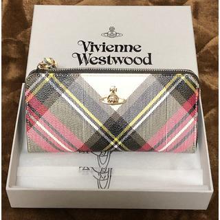 ヴィヴィアンウエストウッド(Vivienne Westwood)の【新品未使用】ヴィヴィアンウエストウッド 長財布(財布)