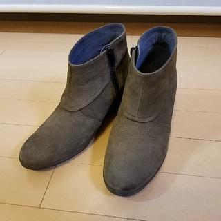 ジロ(GIRO)のASICS GIRO Pedala ウォーキングショートブーツ(ブーツ)
