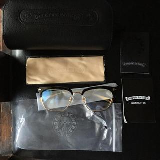 クロムハーツ(Chrome Hearts)のクロムハーツ 眼鏡 SLUNTRADICTIOU (サングラス/メガネ)