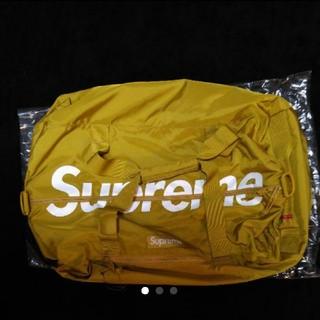 シュプリーム(Supreme)の新品未使用 Supreme Duffle Bag ダッフルバッグ ライムグリーン(ドラムバッグ)