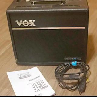 ヴォックス(VOX)のギターアンプ(VOX)ケーブル&取り扱い説明書付き(ギターアンプ)