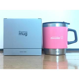 サーモマグ(thermo mug)のthermo mug ピンク(タンブラー)