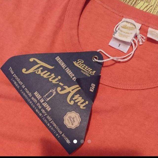 Barns OUTFITTERS(バーンズアウトフィッターズ)のTシャツ BARNS OUTFITTERS/バーンズ アウトフィッターズ メンズのトップス(Tシャツ/カットソー(半袖/袖なし))の商品写真