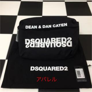 ディースクエアード(DSQUARED2)の新品正規品 DSQUARED2 ディースクエアード ロゴベルトショルダーバッグ(ショルダーバッグ)