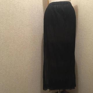 プリーツプリーズイッセイミヤケ(PLEATS PLEASE ISSEY MIYAKE)のロングスカート(ロングスカート)