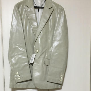 シュリセル(SCHLUSSEL)の新品 定価52290円 シュリセル 豚革 本革 ジャケット  3 L(レザージャケット)