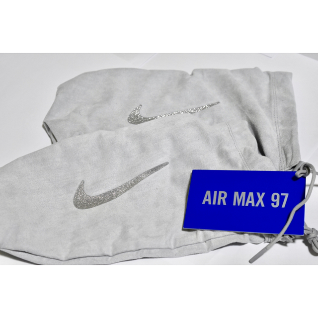 NIKE(ナイキ)のAIRMAX 97 LX SWAROVSKI 26.0cm スワロフスキー レディースの靴/シューズ(スニーカー)の商品写真