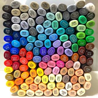 ツゥールズ(TOOLS)の組み合わせ自由!コピックスケッチ 20〜5本セット(カラーペン/コピック)