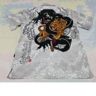 ドッグタウン(DOG TOWN)の【DOG TOWN】FREEサイズ 半袖 シャツ(Tシャツ/カットソー(半袖/袖なし))