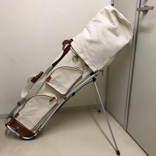 キノショウハンプ(木の庄帆布)の送料無料 木の庄帆布 ゴルフバッグ(バッグ)