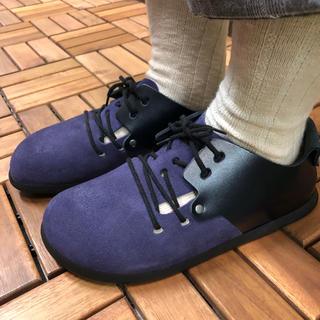 ビルケンシュトック(BIRKENSTOCK)のBIRKENSTOCK モンタナ(ローファー/革靴)
