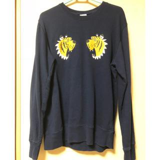 グラニフ(Design Tshirts Store graniph)のあくびちゃん様専用 タイガー スウェット(スウェット)