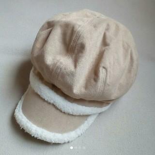 セシルマクビー(CECIL McBEE)のセシルマクビー キャスケット帽子 美品☆(キャスケット)