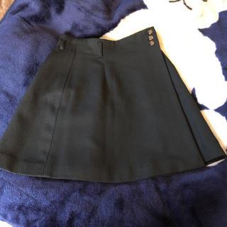 ディグレース(DGRACE)のスーツコーデ 巻きスカート DGRACE S(ミニスカート)