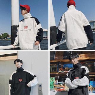 韓国ファッション(ポンチョ)