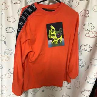 MPQ オレンジロンt(Tシャツ/カットソー(七分/長袖))