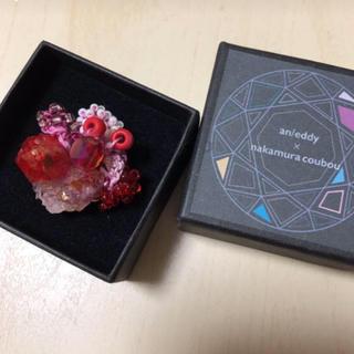ウォール(WALL)のan/eddy × nakamura coubou リング(リング(指輪))
