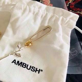 アンブッシュ(AMBUSH)のAMBUSH ROSE ピアス (ピアス)