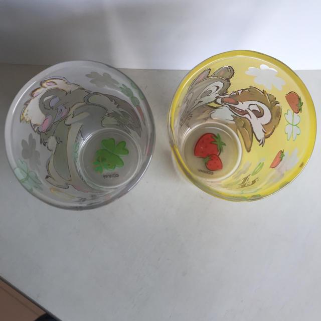 チップ&デール(チップアンドデール)のチップ&デール  タンブラー エンタメ/ホビーのおもちゃ/ぬいぐるみ(キャラクターグッズ)の商品写真