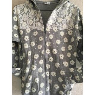 クラウンバンビ(CROWN BANBY)のクラウンバンビ パーカー 160センチ(Tシャツ/カットソー)