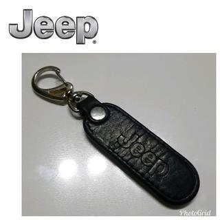 ジープ(Jeep)のジープ JEEP キーホルダー カラビナ(車内アクセサリ)