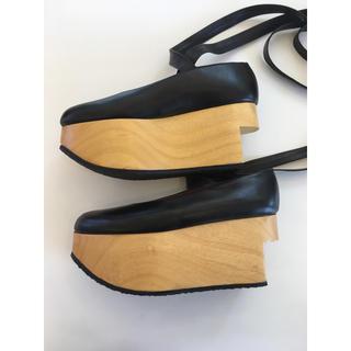 ヴィヴィアンウエストウッド(Vivienne Westwood)のVivienne westwood ロッキンホース バレリーナ UK6(ローファー/革靴)