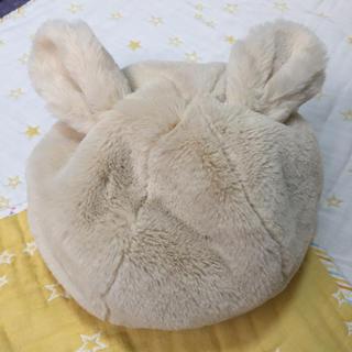 サマンサモスモス(SM2)のSamansa Mos2(サマンサモスモス)耳付きベレー帽(帽子)
