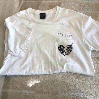 デビルユース(Deviluse)のdeviluse 半袖(Tシャツ/カットソー(半袖/袖なし))