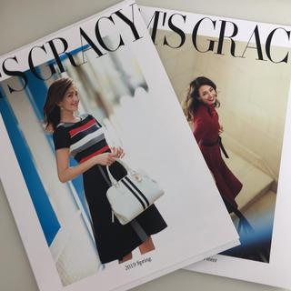 エムズグレイシー(M'S GRACY)の最新 m's gracy 春カタログ 冬カタログセット(ファッション)