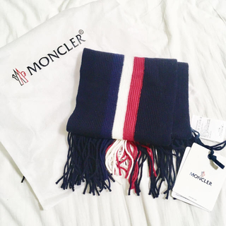 モンクレール(MONCLER)の【MONCLER】マフラー(マフラー)